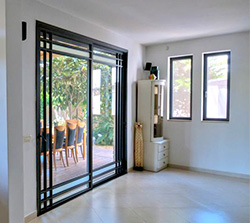 securing sliding glass doors